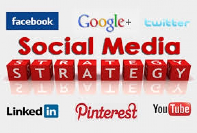build a social media strategy for your business