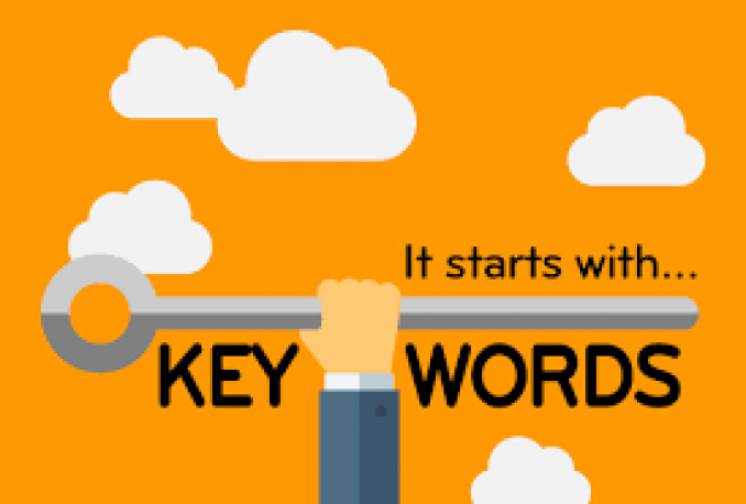 do Keyword Market Research for you