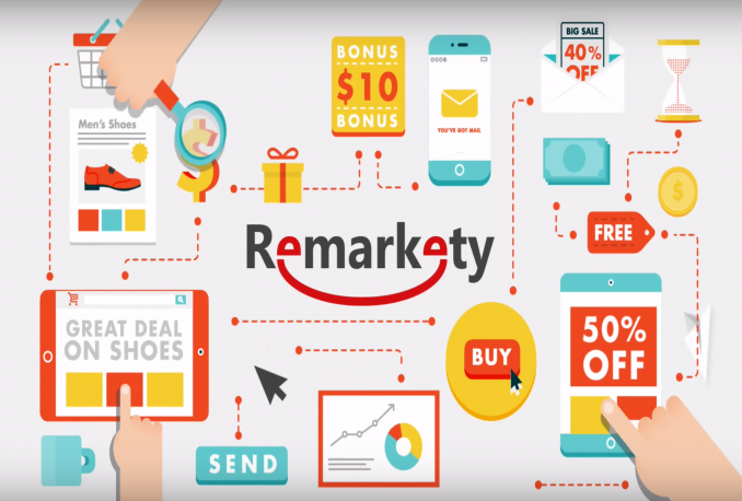 create Email Remarketing