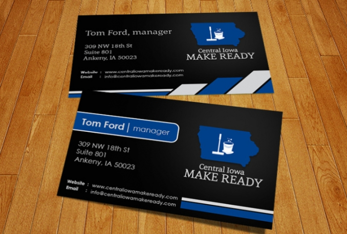 create awesome business card / visiting card designs