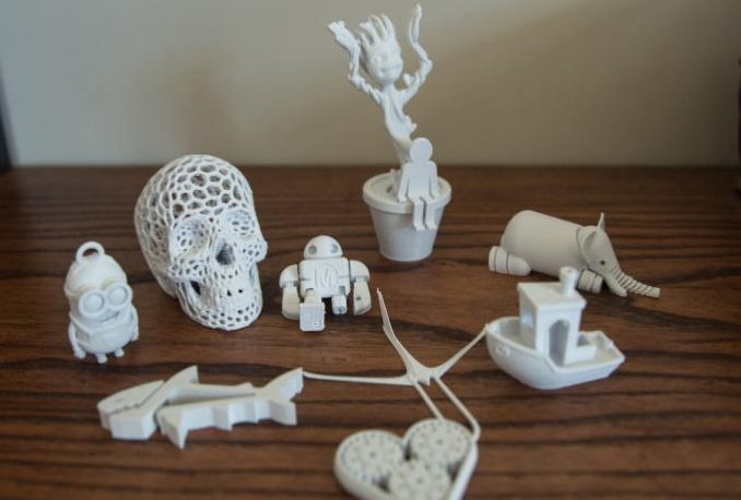 design high quality 3D model file for 3D printer
