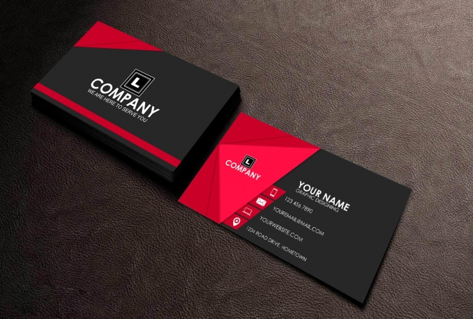 design Minimalist Business Card