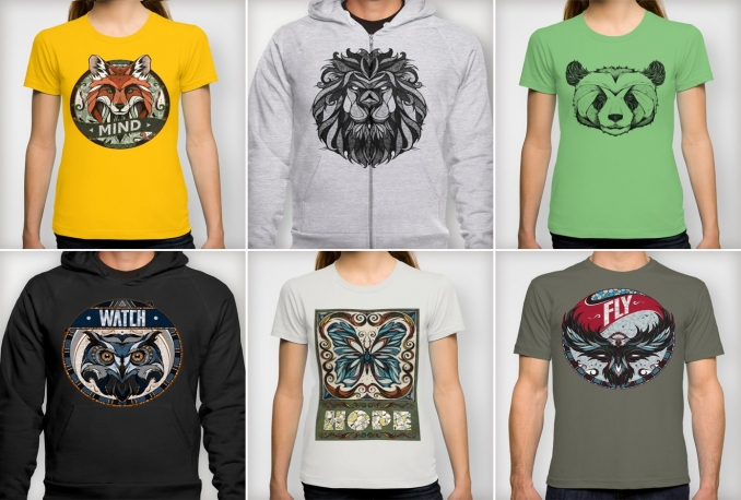 design an Awesome and Stunning Tshirt