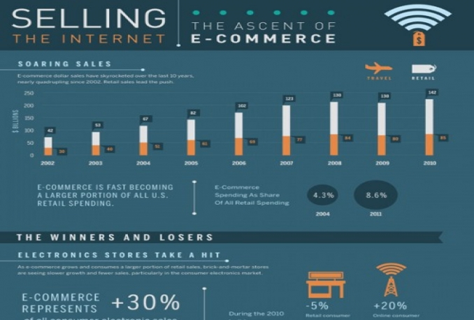 create professional design infographic