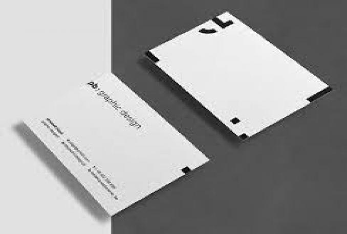 design Modern Bussines Card