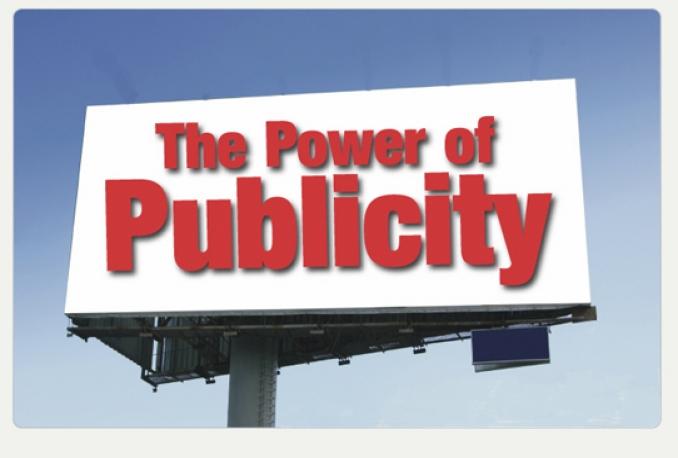 provide Five members Publicity Designers contact details