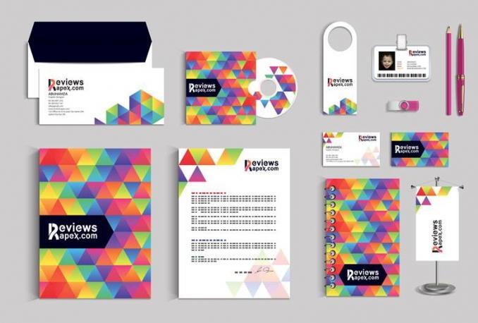 design clean Business Card