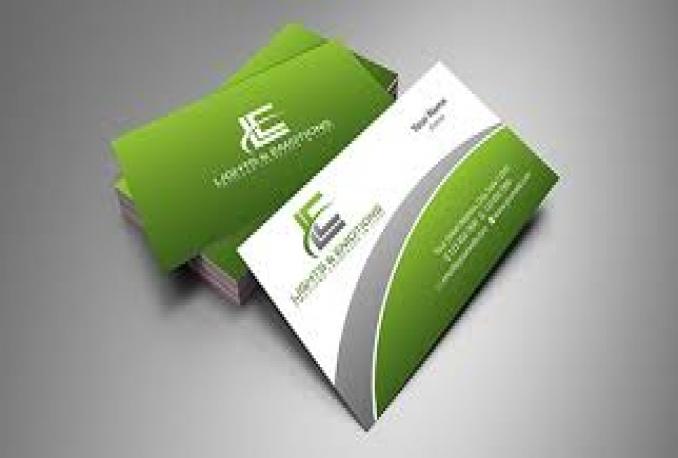 design a stunning business card
