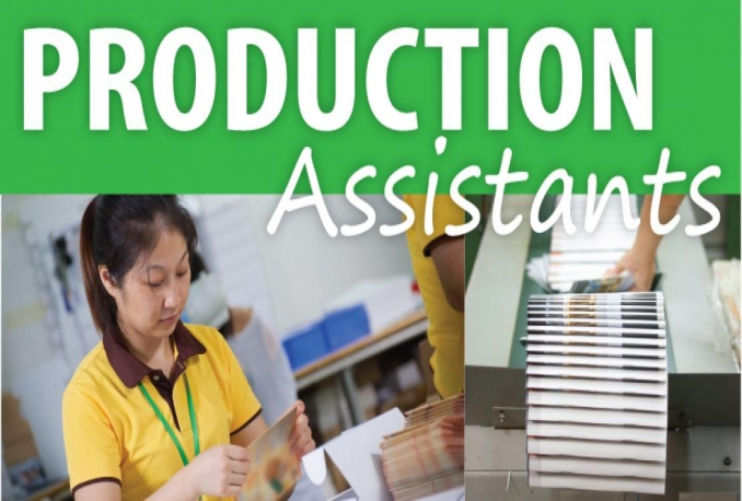provide an opportunity to work as Production Assistant