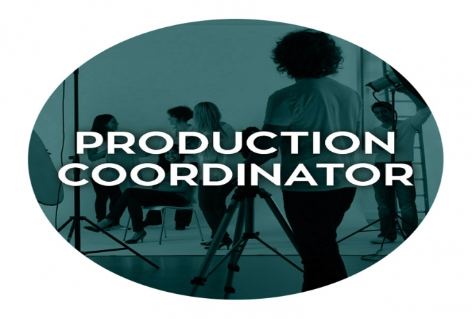 provide you an opportunity as Production Coordinator in feature films
