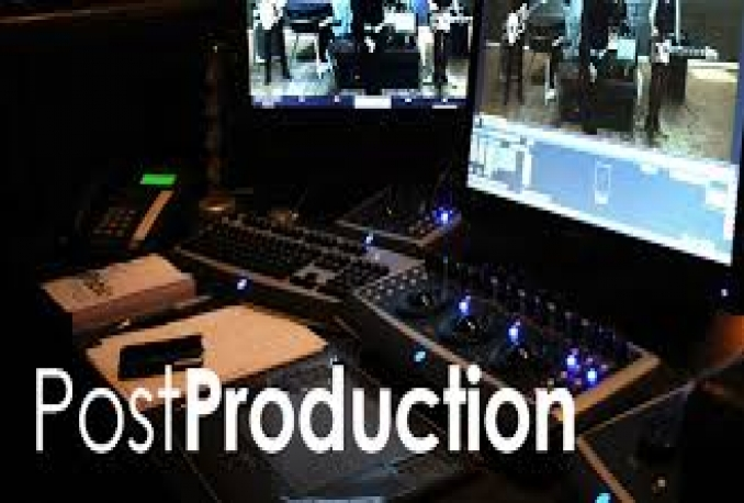 provide you an opportunity to work as Post-Production Coordinator