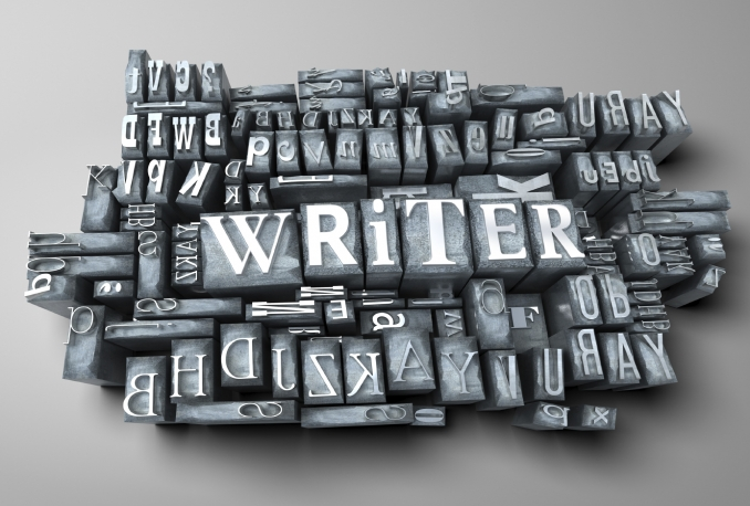 provide you an opportunity as WRITER