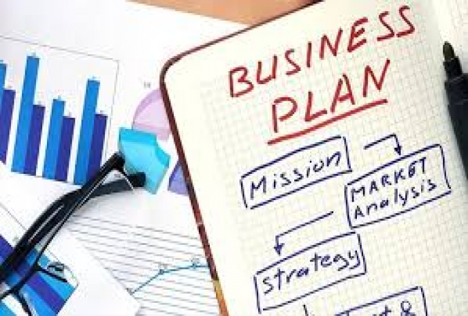 write a STRONG business plan or proposal for you