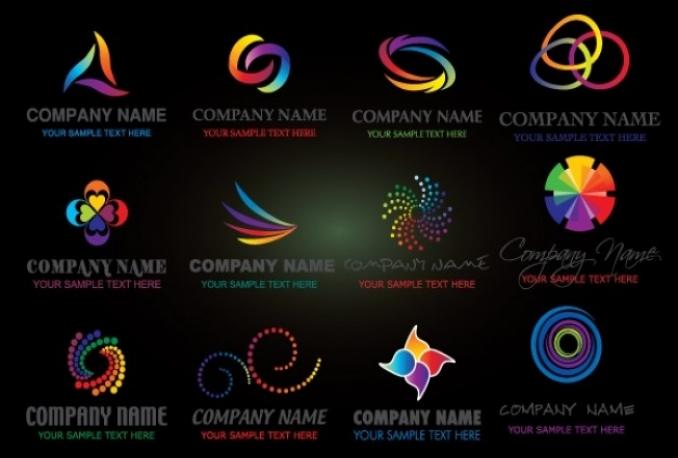 design PREMIUM logo with Trasnparent file