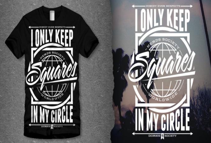 do Amazing Typography Tshirt Design