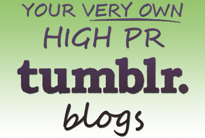find and Register expired Tumblr blog with Moz PA 40 plus