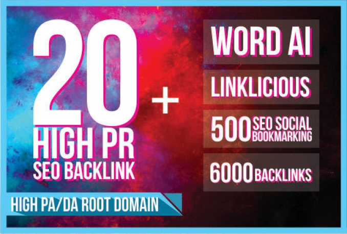do high pr SEO social backlinks to sites blog youtube videos for yahoo bing rank