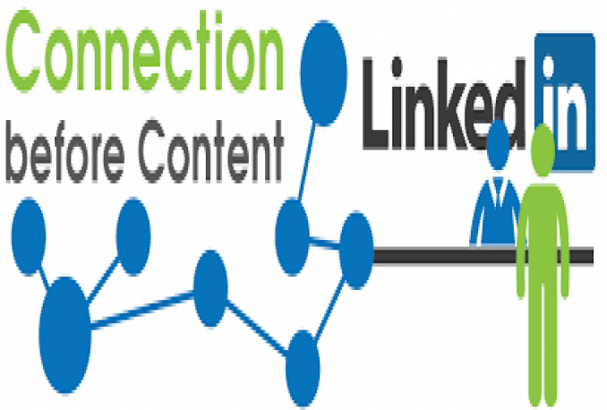 share your content with my 5500 plus LinkedIn connections
