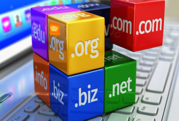 register a domain name from eNom