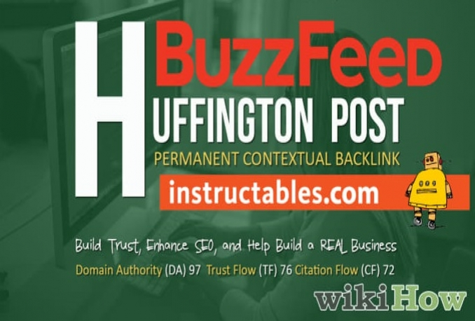 publish Guest Post on huffingtonpost,medium,instructables