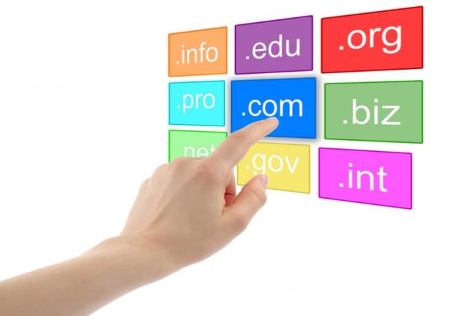 renew your dot COM domain name