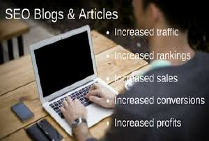 do seo optimized Article Writing