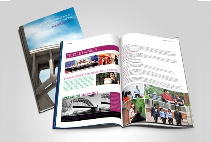 professionally write your brochure content