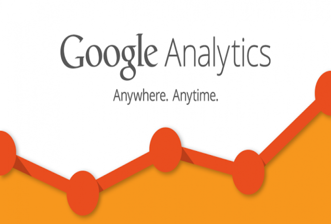 setup Google Analytics on your website