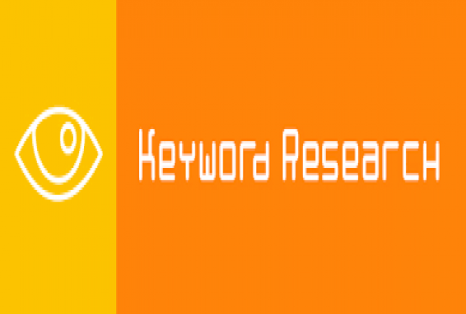 research high traffic, relevant keywords with Low Competition