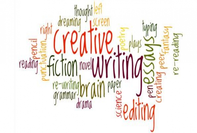 provide creative and engaging writing