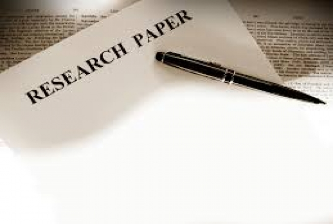 deliver a quality research paper on time