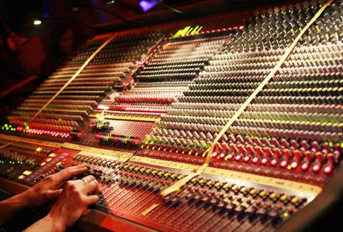 provide an opportunity as Sound Technician