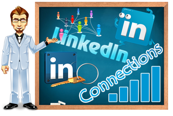 give you 500 Connections on linkedin