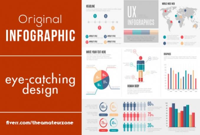 design creative original infographic