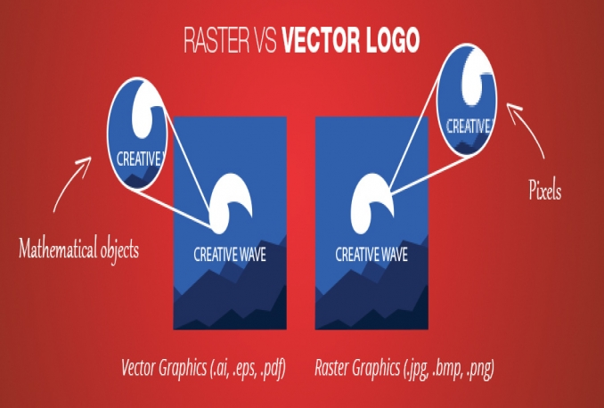 convert your logo to Vector