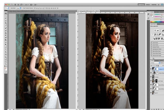 do enhancement, effects and retouch 12 PHOTOS