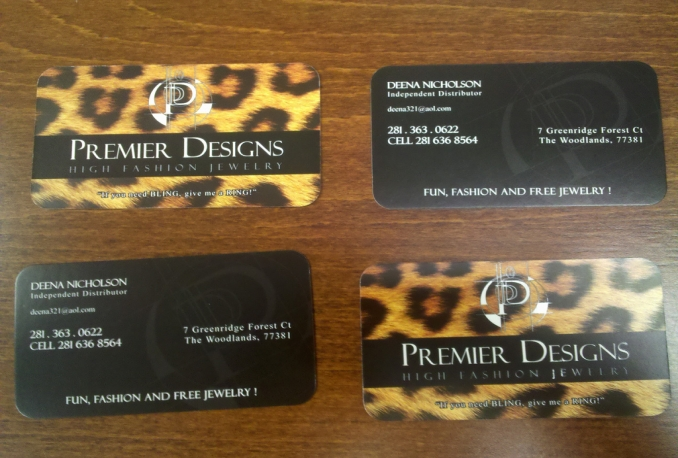 design Stunning and Professional Business Card