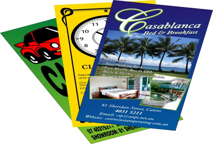 design outstanding Brochure and Flyer