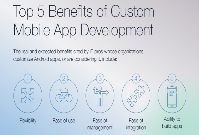 professionally develop custom android app