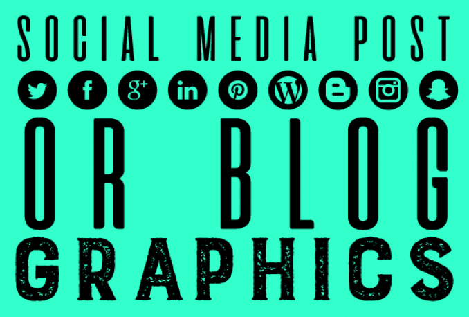 design a marketable social media graphic