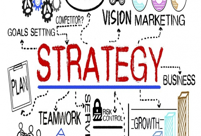 create a full marketing strategy and plan for your business