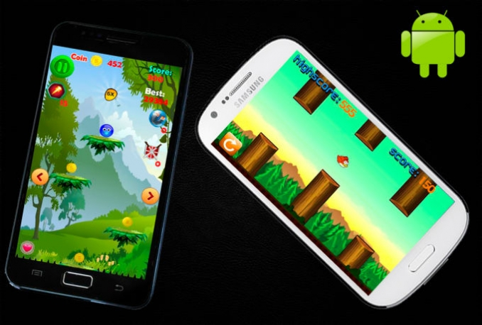 develop android and ios game