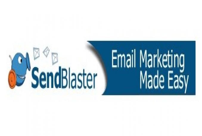 provide you Sendblaster The Bulk email sender