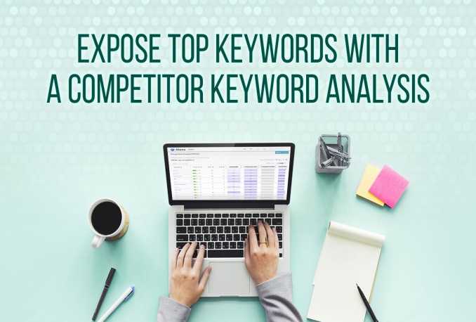 give You Competitors Keywords with CPC search volume