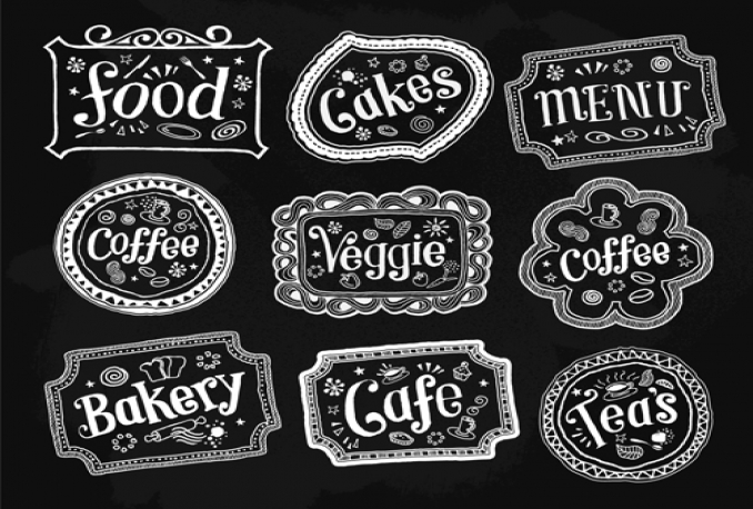 make Professional Badge and Vintage logo