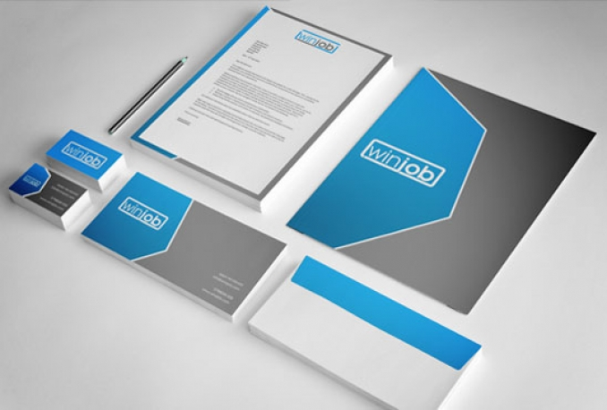 design Corporate and Printable business card