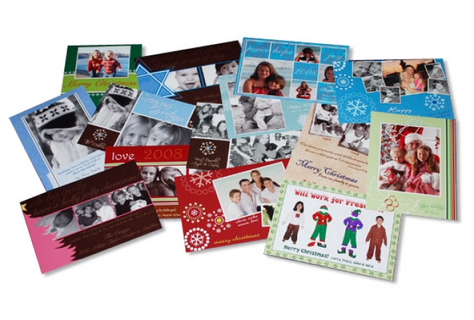 create notecards and cards for invitation and holidays