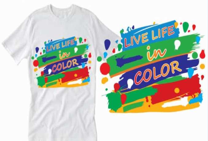 design Eye Catching T Shirts With Creative Ideas
