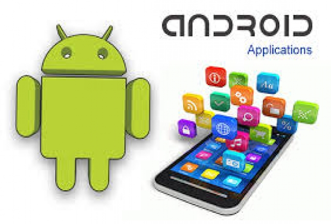 develop custom android app