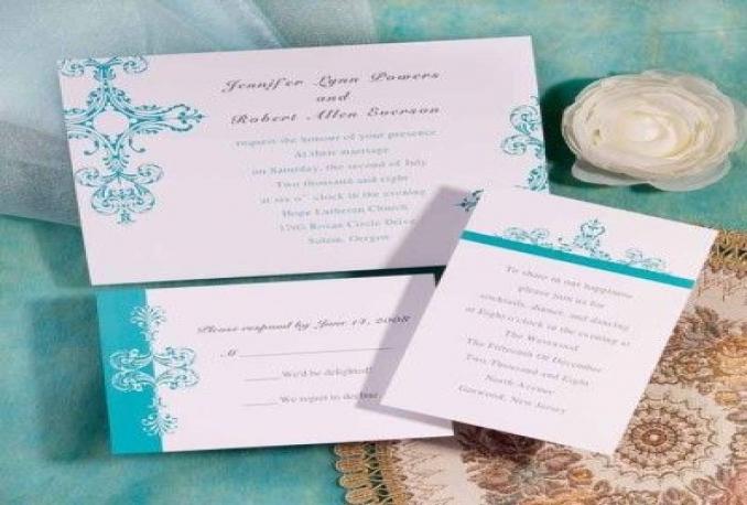 design a beautiful invitation in 48 hours